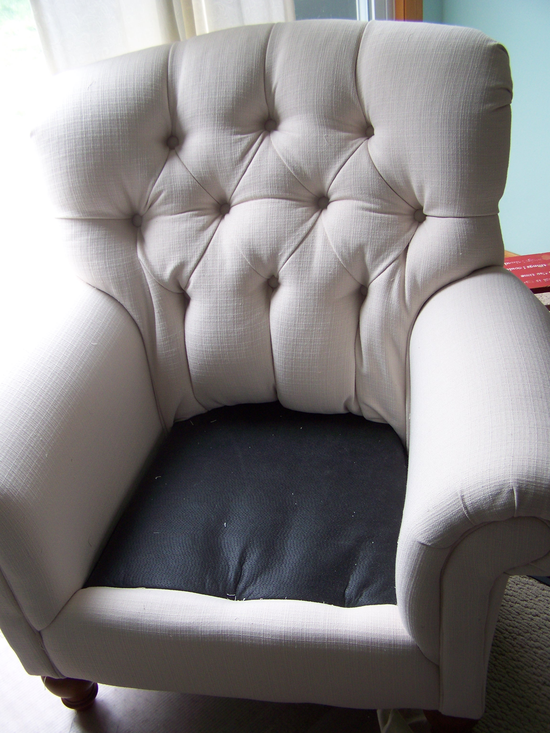 Button Tufted Slipcovers Love Stitches By Naomi
